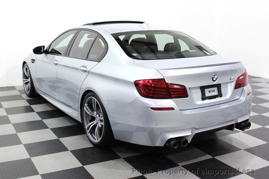 2015 BMW M5 CERTIFIED M5 V8 COMPETITION PACKAGE EXEC CERAMIC BRAKES - 18279081 - 34