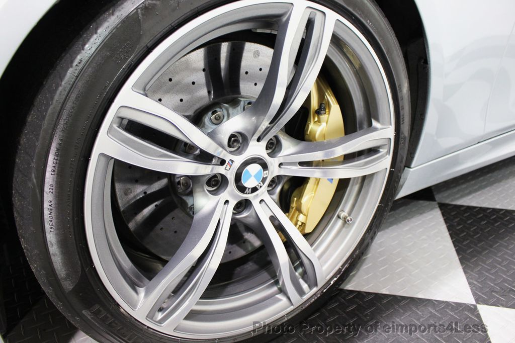 2015 BMW M5 CERTIFIED M5 V8 COMPETITION PACKAGE EXEC CERAMIC BRAKES - 18279081 - 38