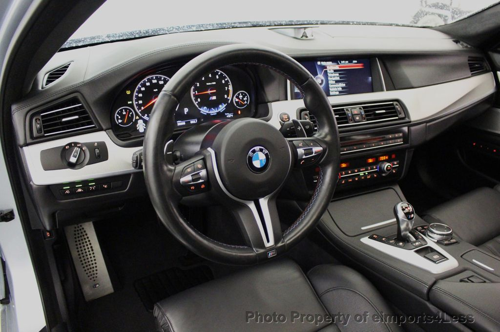 2015 BMW M5 CERTIFIED M5 V8 COMPETITION PACKAGE EXEC CERAMIC BRAKES - 18279081 - 39