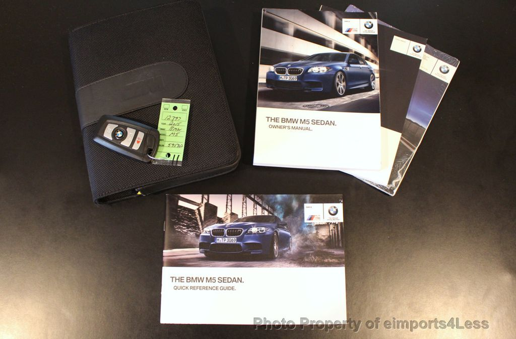 2015 BMW M5 CERTIFIED M5 V8 COMPETITION PACKAGE EXEC CERAMIC BRAKES - 18279081 - 47