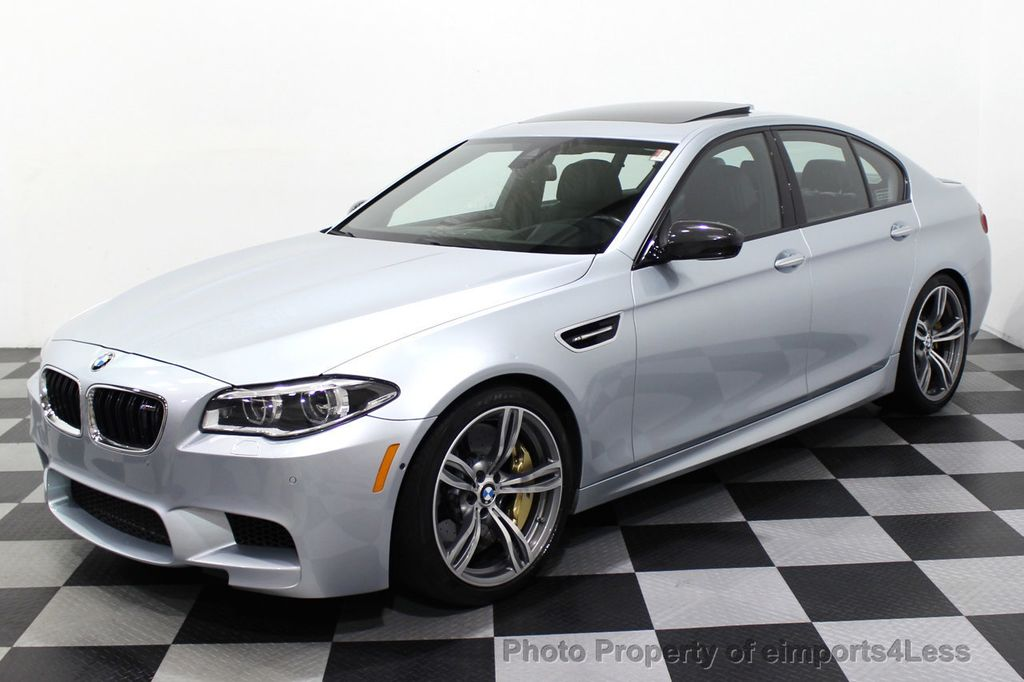 2015 BMW M5 CERTIFIED M5 V8 COMPETITION PACKAGE EXEC CERAMIC BRAKES - 18279081 - 51