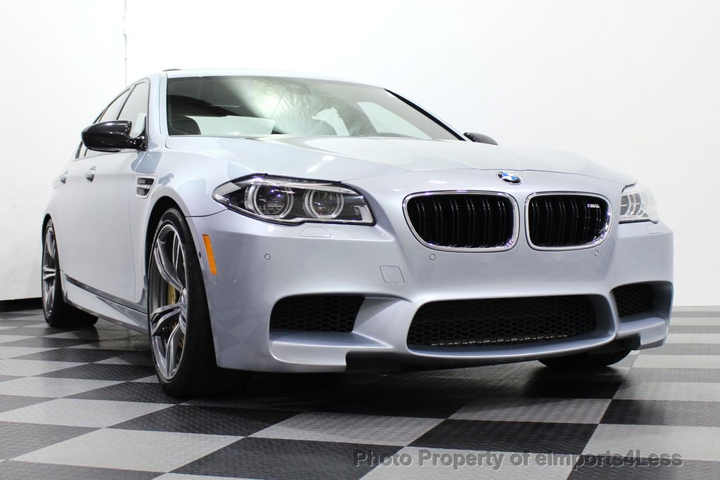 2015 BMW M5 CERTIFIED M5 V8 COMPETITION PACKAGE EXEC CERAMIC BRAKES - 18279081 - 53