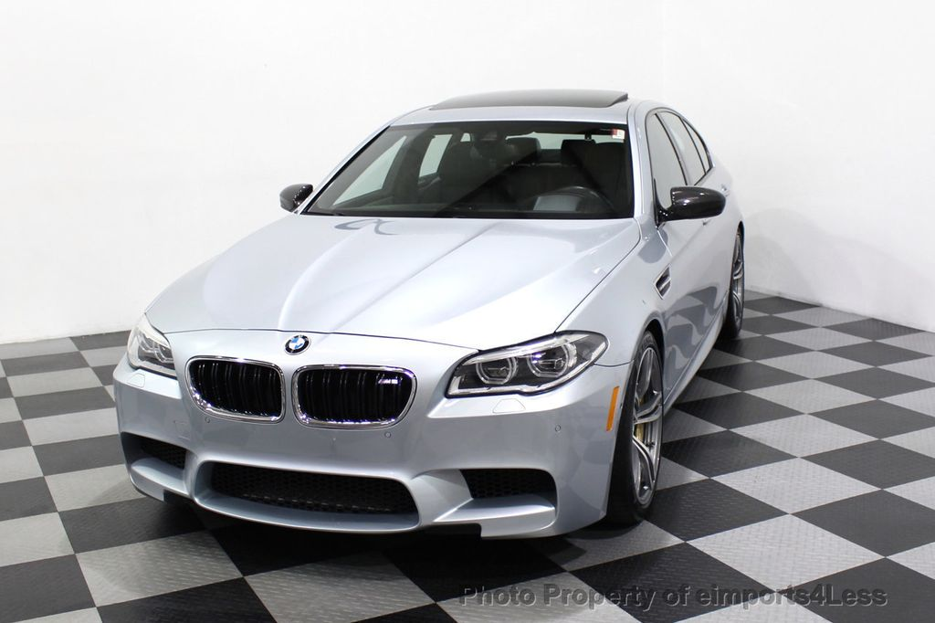2015 BMW M5 CERTIFIED M5 V8 COMPETITION PACKAGE EXEC CERAMIC BRAKES - 18279081 - 62