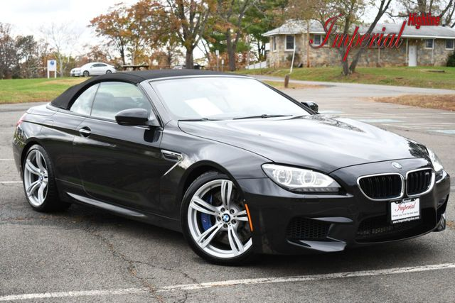 2015 BMW M6 2dr Convertible