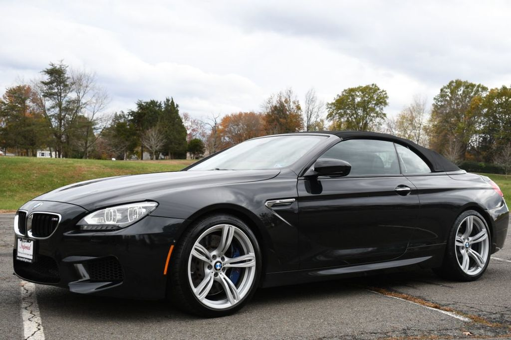 2015 BMW M6 2dr Convertible - 17895032 - 2