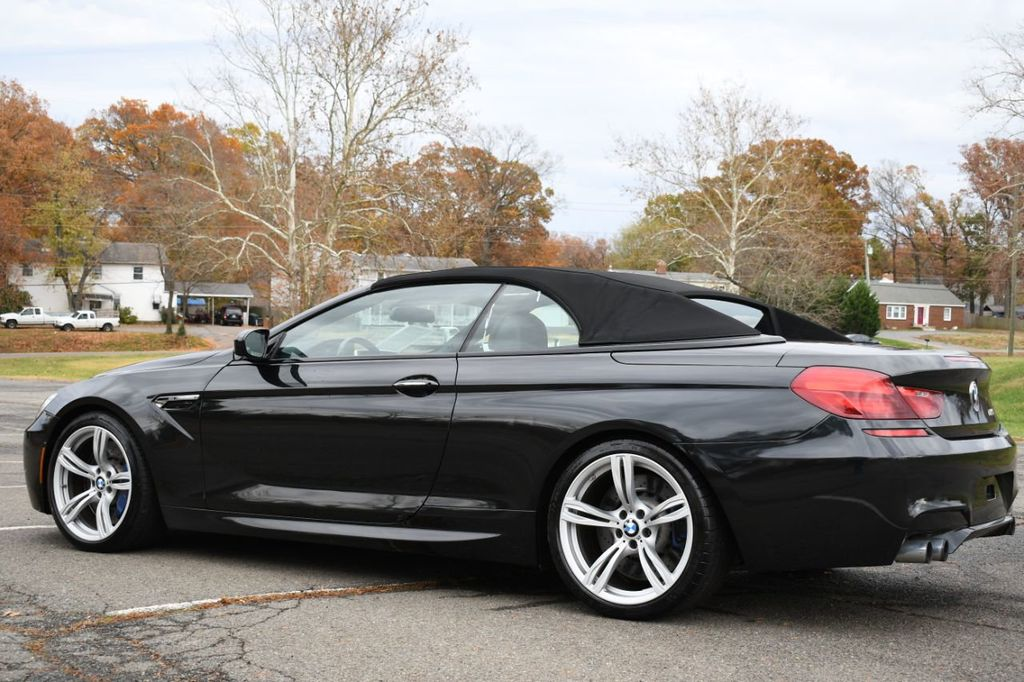 2015 BMW M6 2dr Convertible - 17895032 - 3