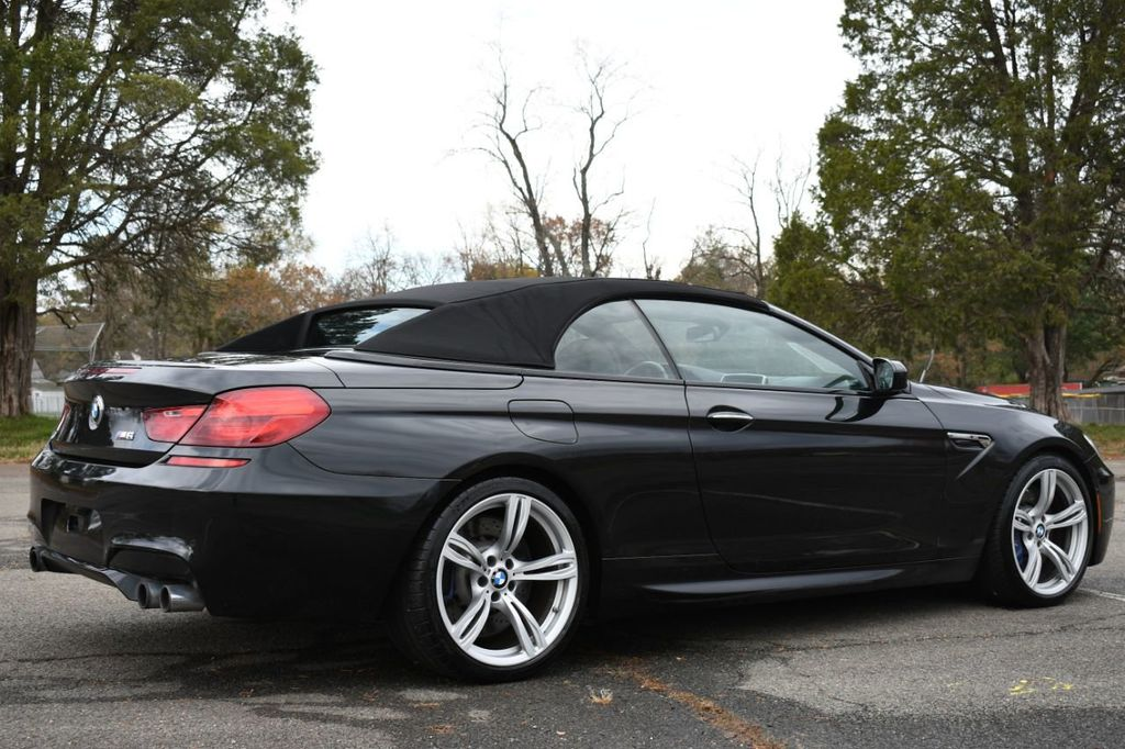 2015 BMW M6 2dr Convertible - 17895032 - 5