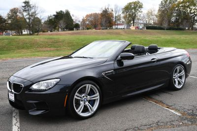 2015 BMW M6 2dr Convertible - Click to see full-size photo viewer