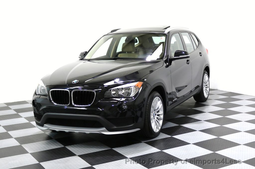 2015 BMW X1 CERTIFIED X1 xDRIVE28i AWD TECH PACKAGE NAVI - 17587439 - 0