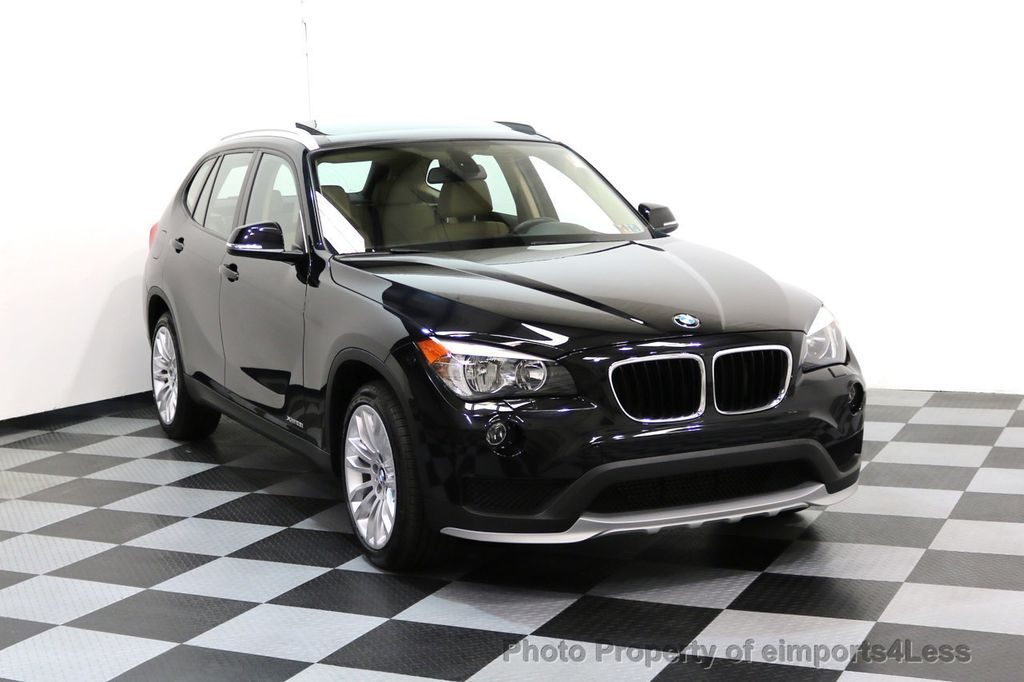 2015 BMW X1 CERTIFIED X1 xDRIVE28i AWD TECH PACKAGE NAVI - 17587439 - 1