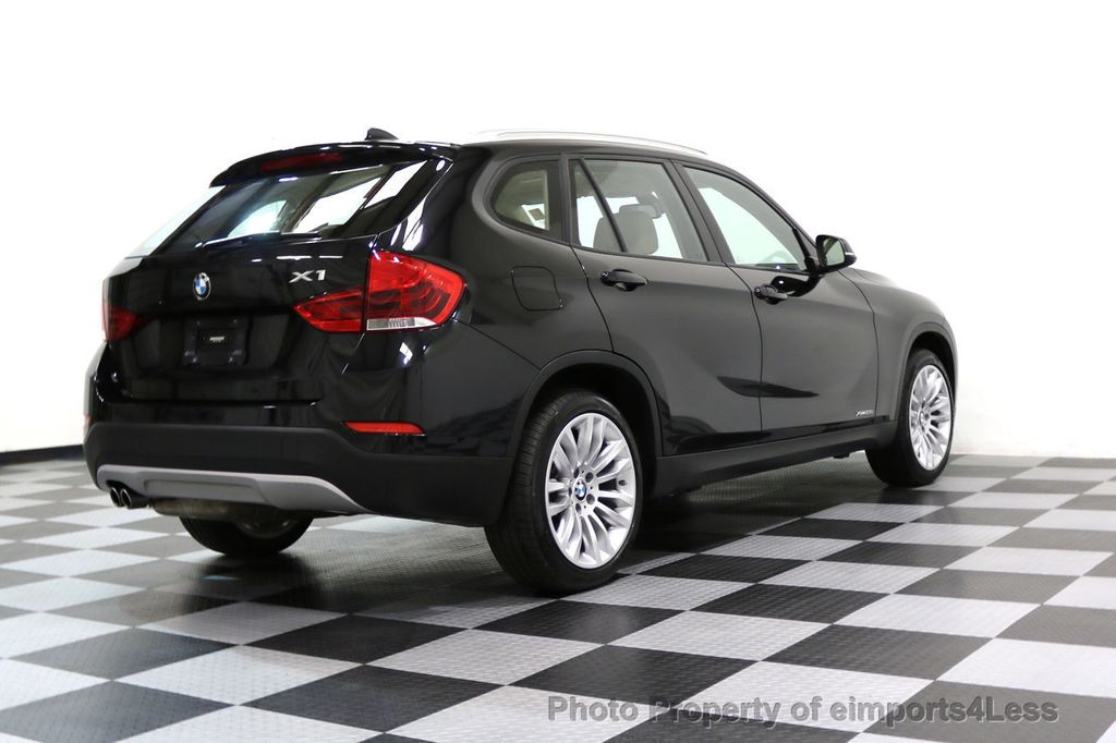 2015 BMW X1 CERTIFIED X1 xDRIVE28i AWD TECH PACKAGE NAVI - 17587439 - 33