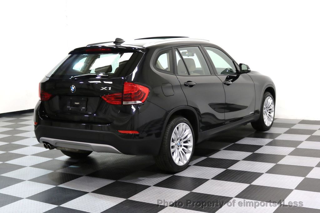 2015 BMW X1 CERTIFIED X1 xDRIVE28i AWD TECH PACKAGE NAVI - 17587439 - 52