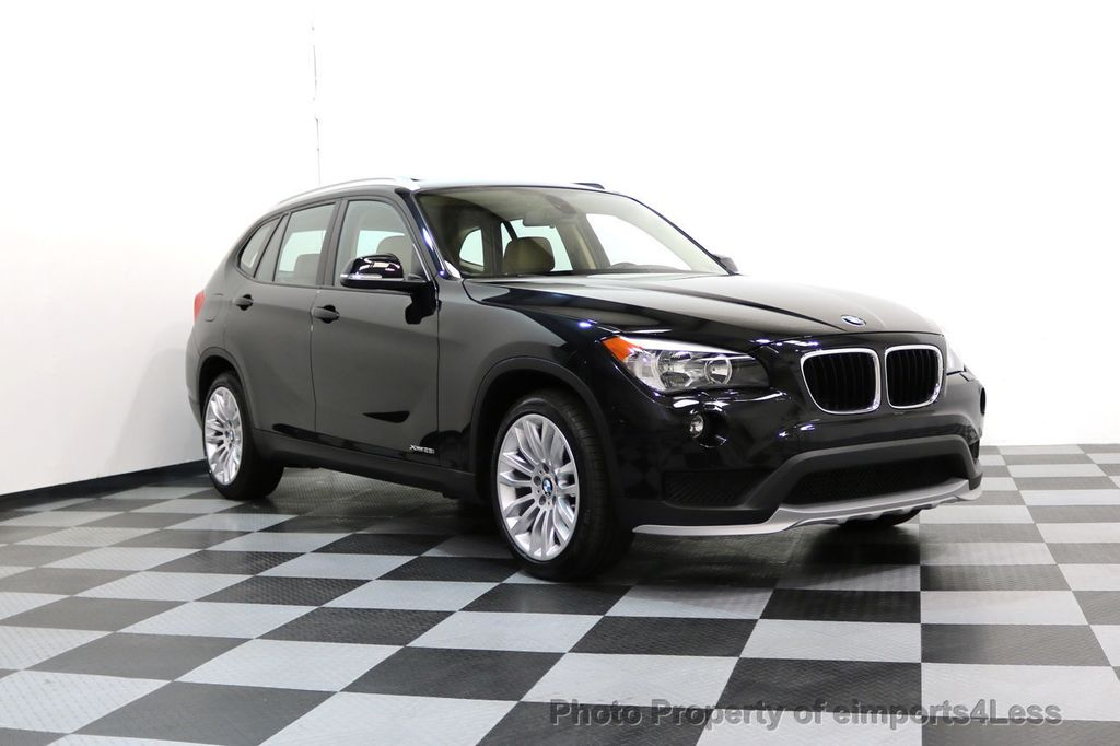 2015 BMW X1 CERTIFIED X1 xDRIVE28i AWD TECH PACKAGE NAVI - 17587439 - 56
