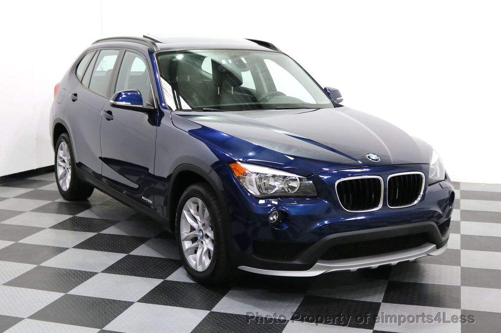 2015 BMW X1 CERTIFIED X1 xDRIVE28i AWD ULTIMATE CAMERA NAV - 17861611 - 1