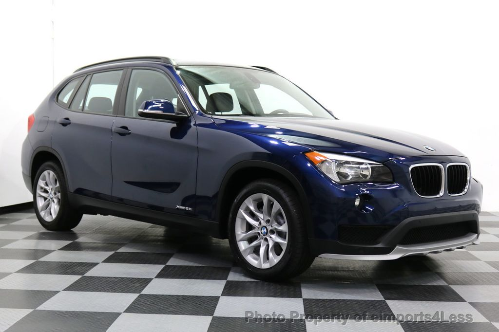 2015 BMW X1 CERTIFIED X1 xDRIVE28i AWD ULTIMATE CAMERA NAV - 17861611 - 54