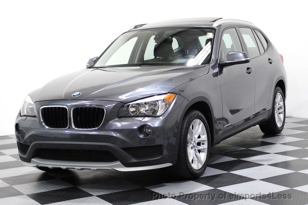 2015 BMW X1 CERTIFIED X1 xDRIVE28i AWD ULTIMATE CAMERA NAVIGATION - 16876589 - 0