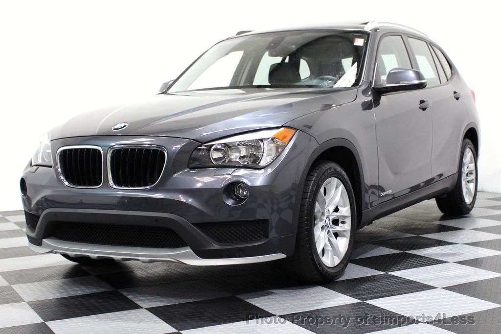 2015 BMW X1 CERTIFIED X1 xDRIVE28i AWD ULTIMATE CAMERA NAVIGATION - 16876589 - 13