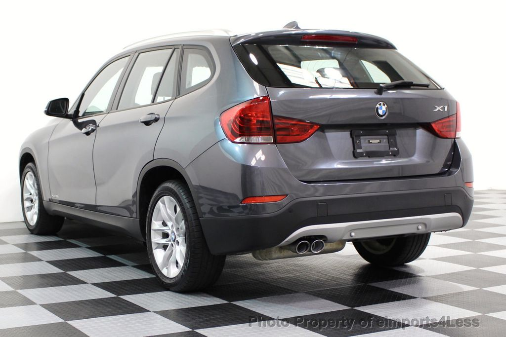 2015 BMW X1 CERTIFIED X1 xDRIVE28i AWD ULTIMATE CAMERA NAVIGATION - 16876589 - 15