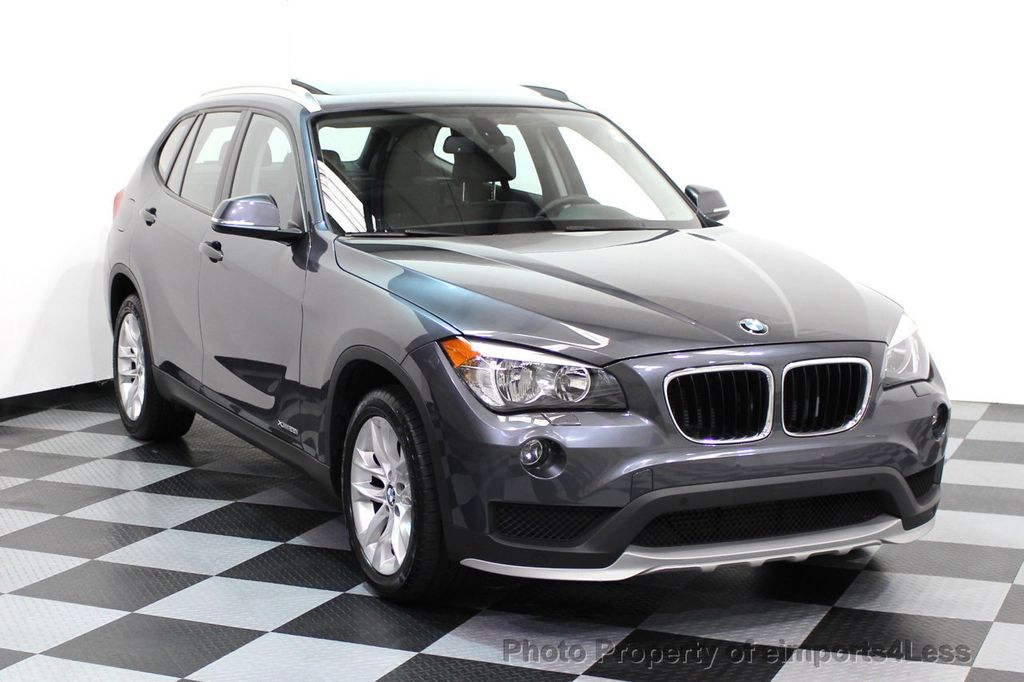 2015 BMW X1 CERTIFIED X1 xDRIVE28i AWD ULTIMATE CAMERA NAVIGATION - 16876589 - 1
