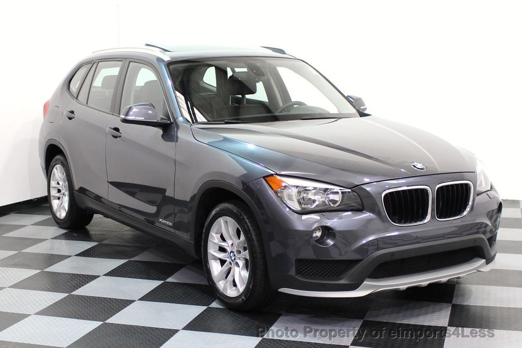 2015 BMW X1 CERTIFIED X1 xDRIVE28i AWD ULTIMATE CAMERA NAVIGATION - 16876589 - 26