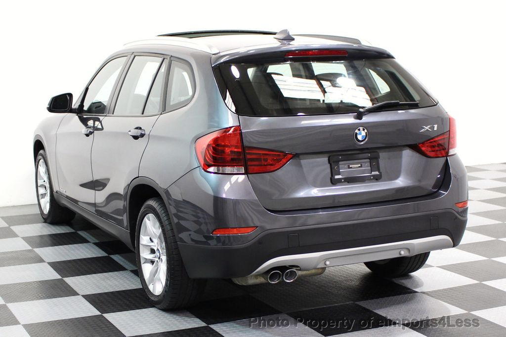2015 BMW X1 CERTIFIED X1 xDRIVE28i AWD ULTIMATE CAMERA NAVIGATION - 16876589 - 2