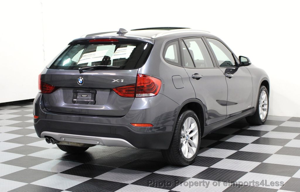 2015 BMW X1 CERTIFIED X1 xDRIVE28i AWD ULTIMATE CAMERA NAVIGATION - 16876589 - 3