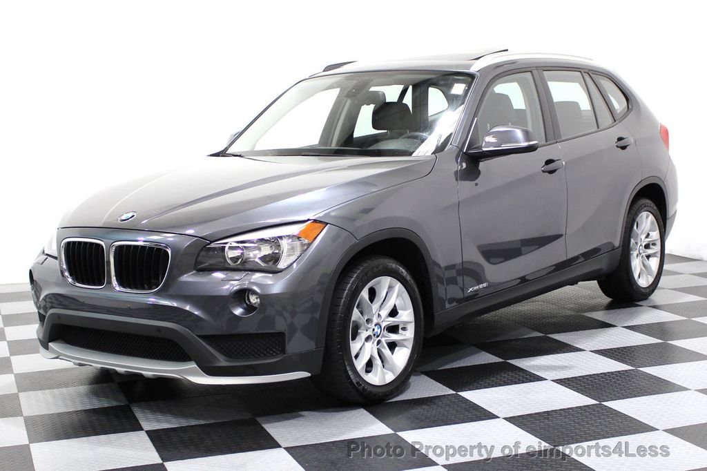 2015 BMW X1 CERTIFIED X1 xDRIVE28i AWD ULTIMATE CAMERA NAVIGATION - 16876589 - 39