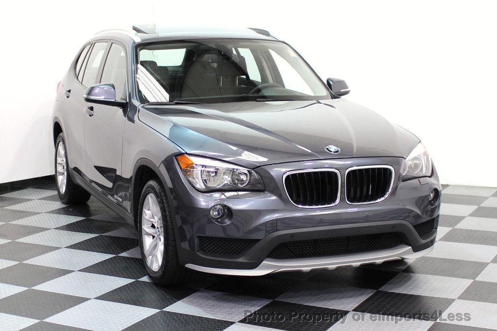 2015 BMW X1 CERTIFIED X1 xDRIVE28i AWD ULTIMATE CAMERA NAVIGATION - 16876589 - 40