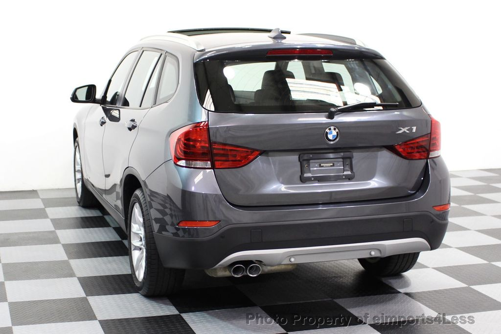 2015 BMW X1 CERTIFIED X1 xDRIVE28i AWD ULTIMATE CAMERA NAVIGATION - 16876589 - 41