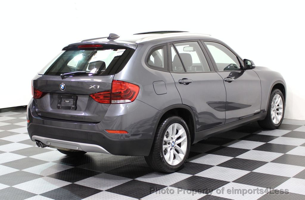 2015 BMW X1 CERTIFIED X1 xDRIVE28i AWD ULTIMATE CAMERA NAVIGATION - 16876589 - 42
