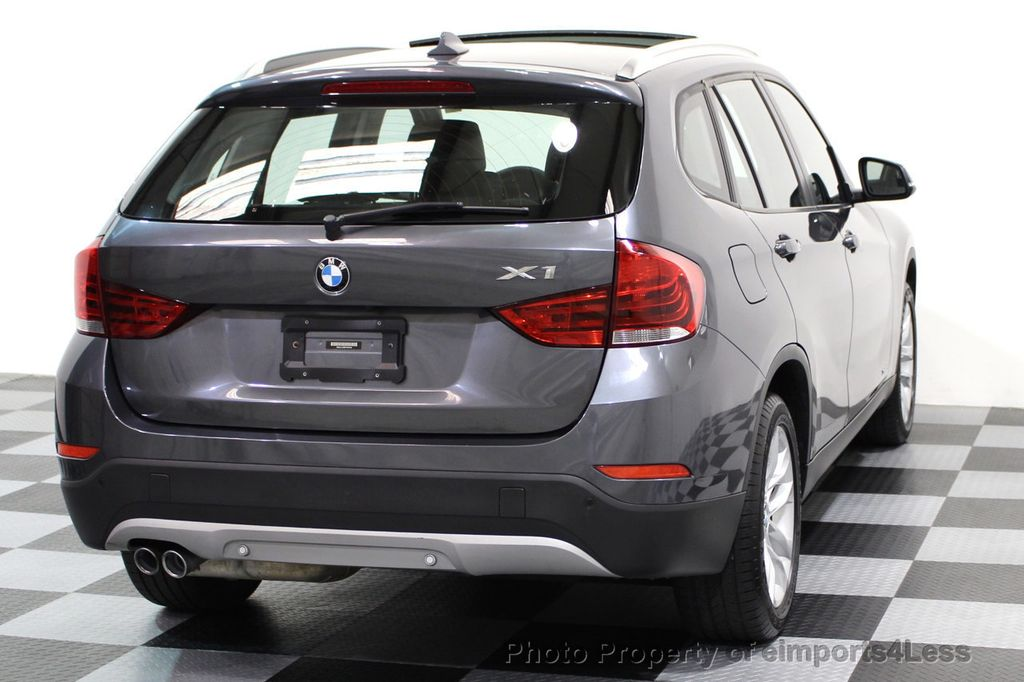 2015 BMW X1 CERTIFIED X1 xDRIVE28i AWD ULTIMATE CAMERA NAVIGATION - 16876589 - 45