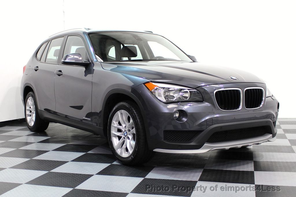 2015 BMW X1 CERTIFIED X1 xDRIVE28i AWD ULTIMATE CAMERA NAVIGATION - 16876589 - 46