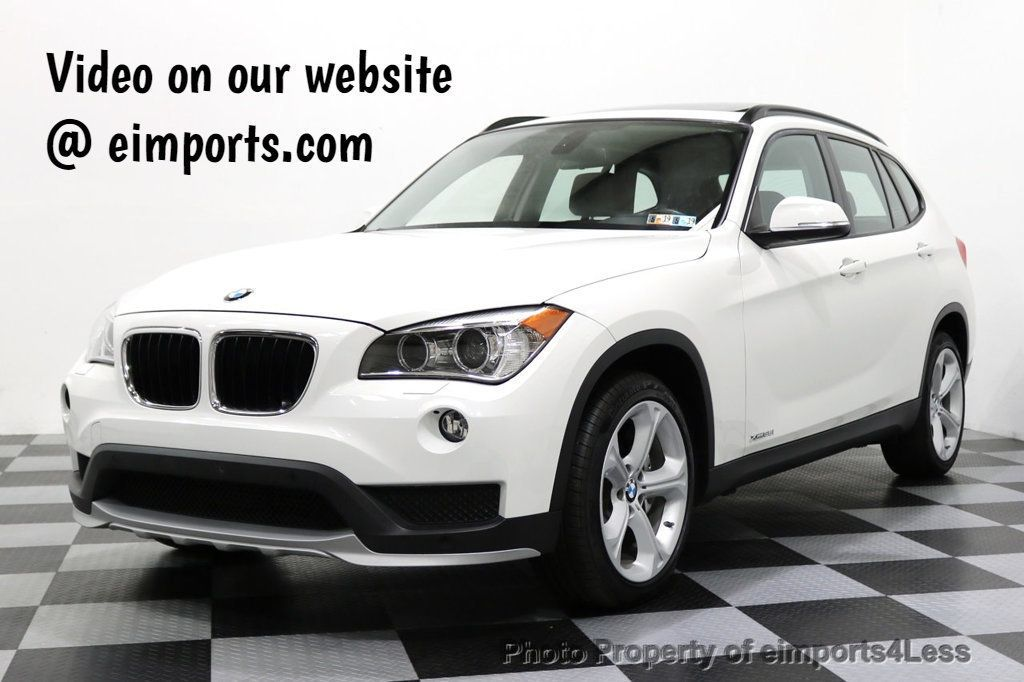 2015 BMW X1 CERTIFIED X1 xDRIVE35i AWD ULTIMATE PACKAGE - 17857861 - 0