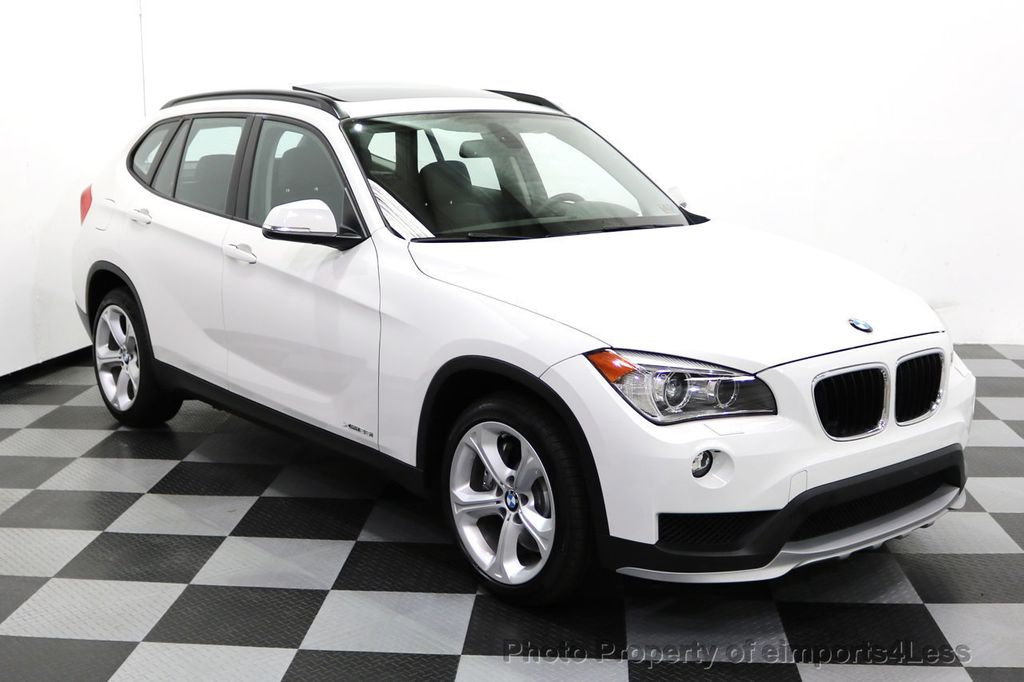 2015 BMW X1 CERTIFIED X1 xDRIVE35i AWD ULTIMATE PACKAGE - 17857861 - 1
