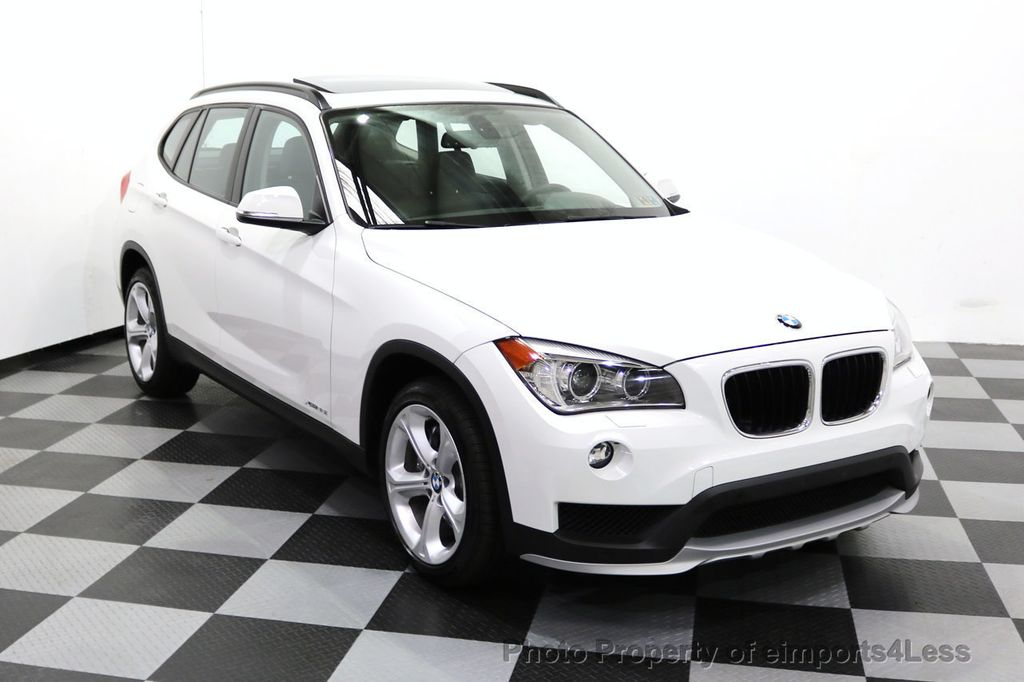 2015 BMW X1 CERTIFIED X1 xDRIVE35i AWD ULTIMATE PACKAGE - 17857861 - 45