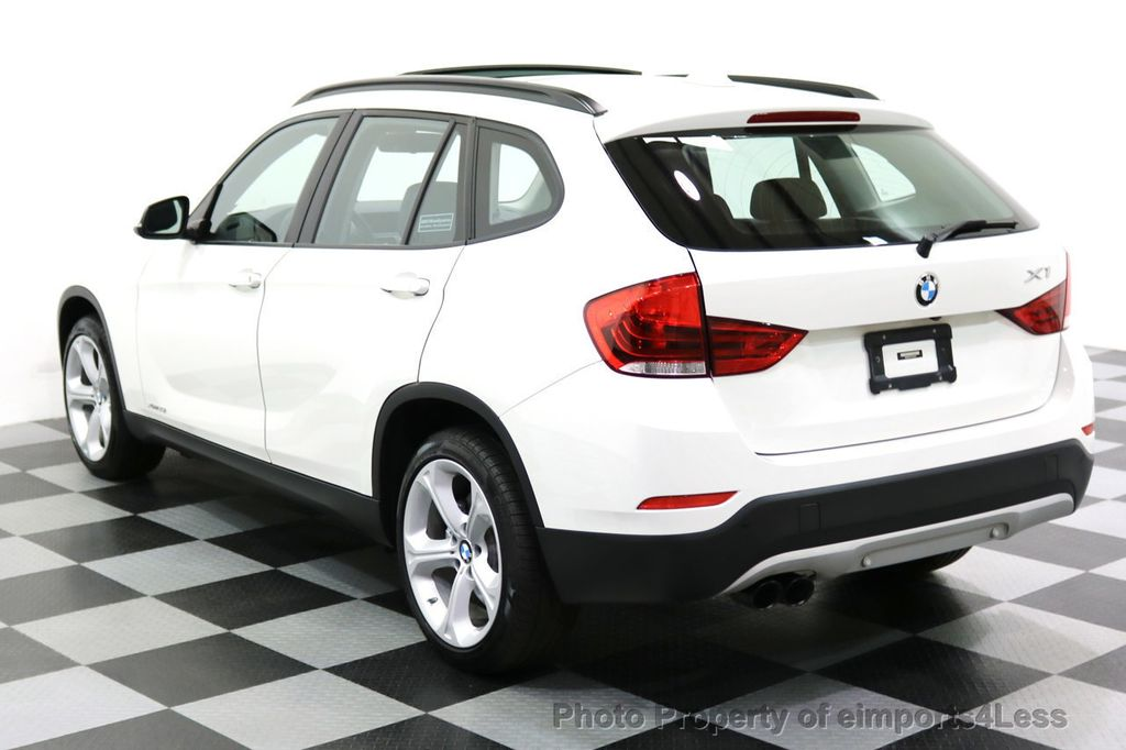 2015 BMW X1 CERTIFIED X1 xDRIVE35i AWD ULTIMATE PACKAGE - 17857861 - 46