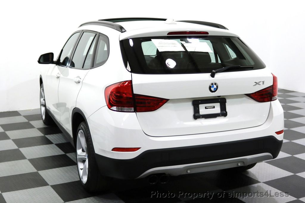 2015 BMW X1 CERTIFIED X1 xDRIVE35i AWD ULTIMATE PACKAGE - 17857861 - 53