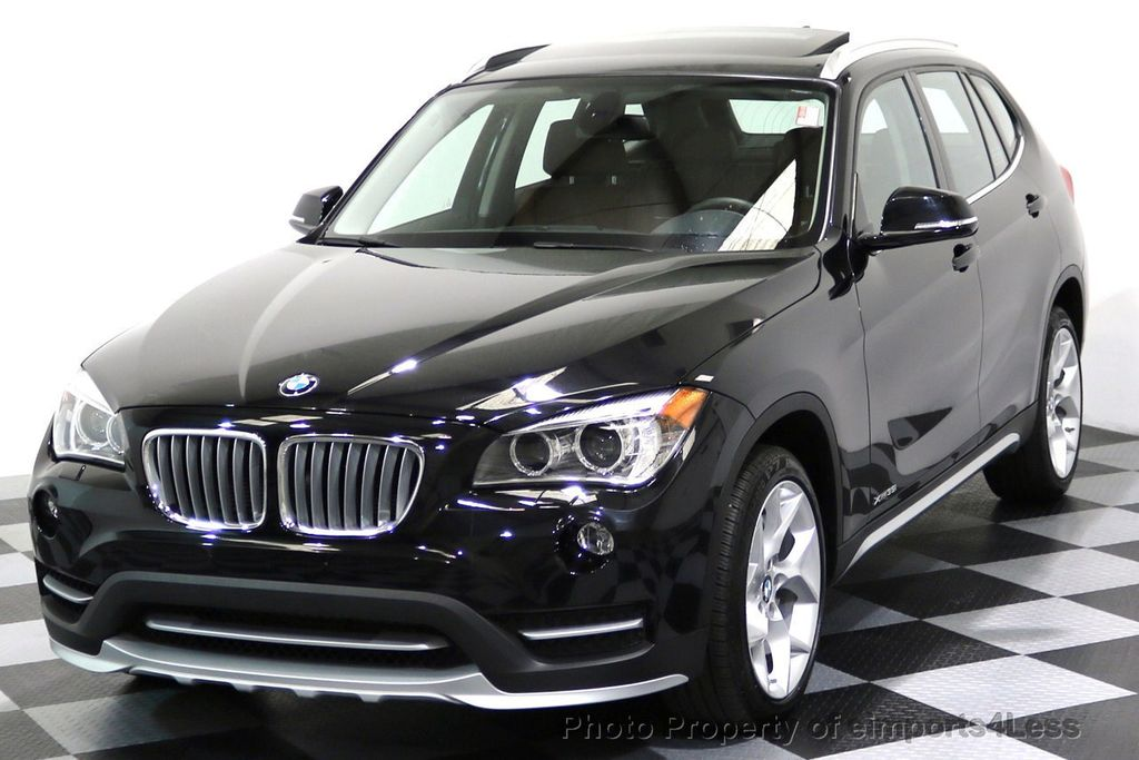 2015 BMW X1 CERTIFIED X1 xDRIVE35i XLINE AWD TECH NAVI - 17234265 - 0