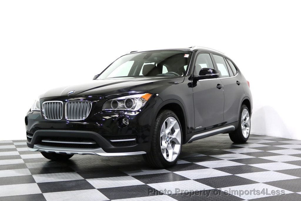 2015 BMW X1 CERTIFIED X1 xDRIVE35i XLINE AWD TECH NAVI - 17234265 - 12