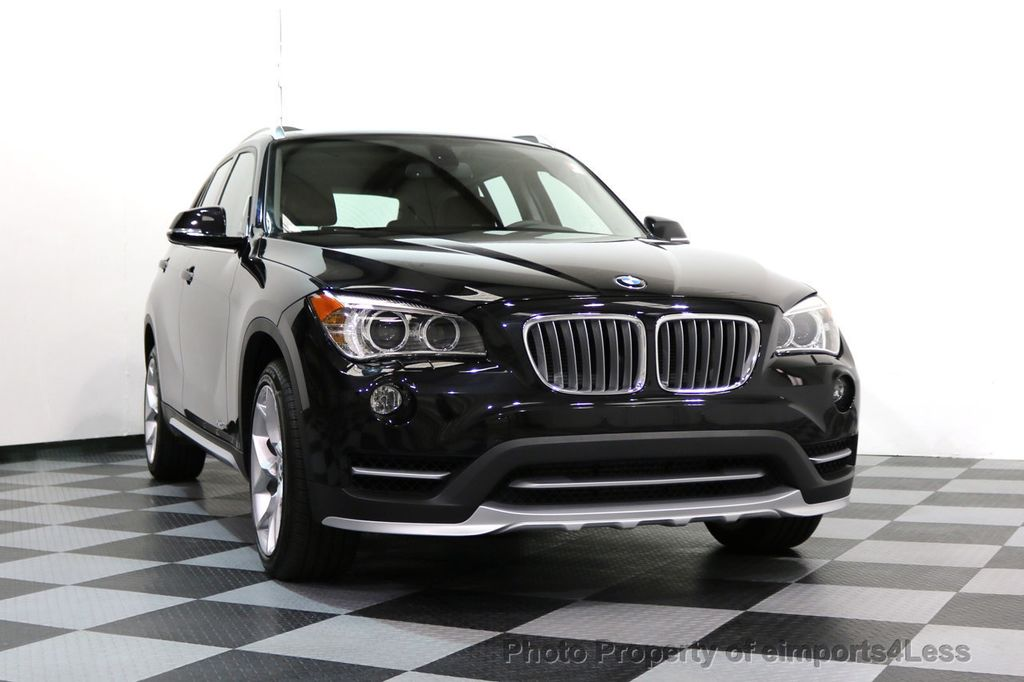 2015 BMW X1 CERTIFIED X1 xDRIVE35i XLINE AWD TECH NAVI - 17234265 - 13