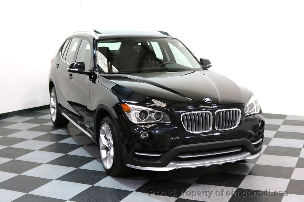 2015 BMW X1 CERTIFIED X1 xDRIVE35i XLINE AWD TECH NAVI - 17234265 - 1