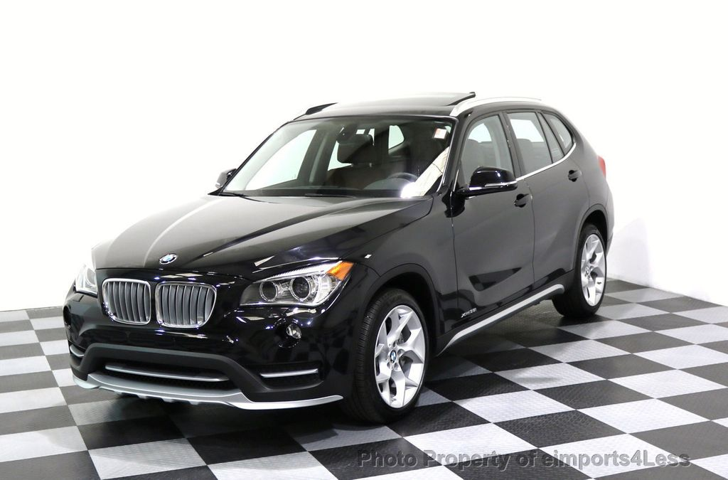 2015 BMW X1 CERTIFIED X1 xDRIVE35i XLINE AWD TECH NAVI - 17234265 - 25