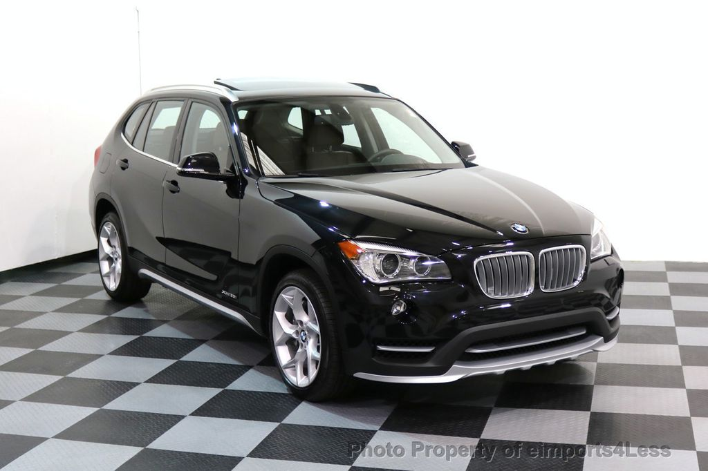2015 BMW X1 CERTIFIED X1 xDRIVE35i XLINE AWD TECH NAVI - 17234265 - 26