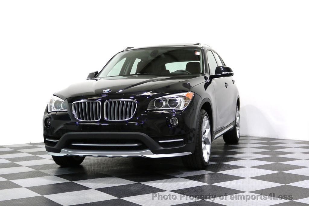 2015 BMW X1 CERTIFIED X1 xDRIVE35i XLINE AWD TECH NAVI - 17234265 - 38