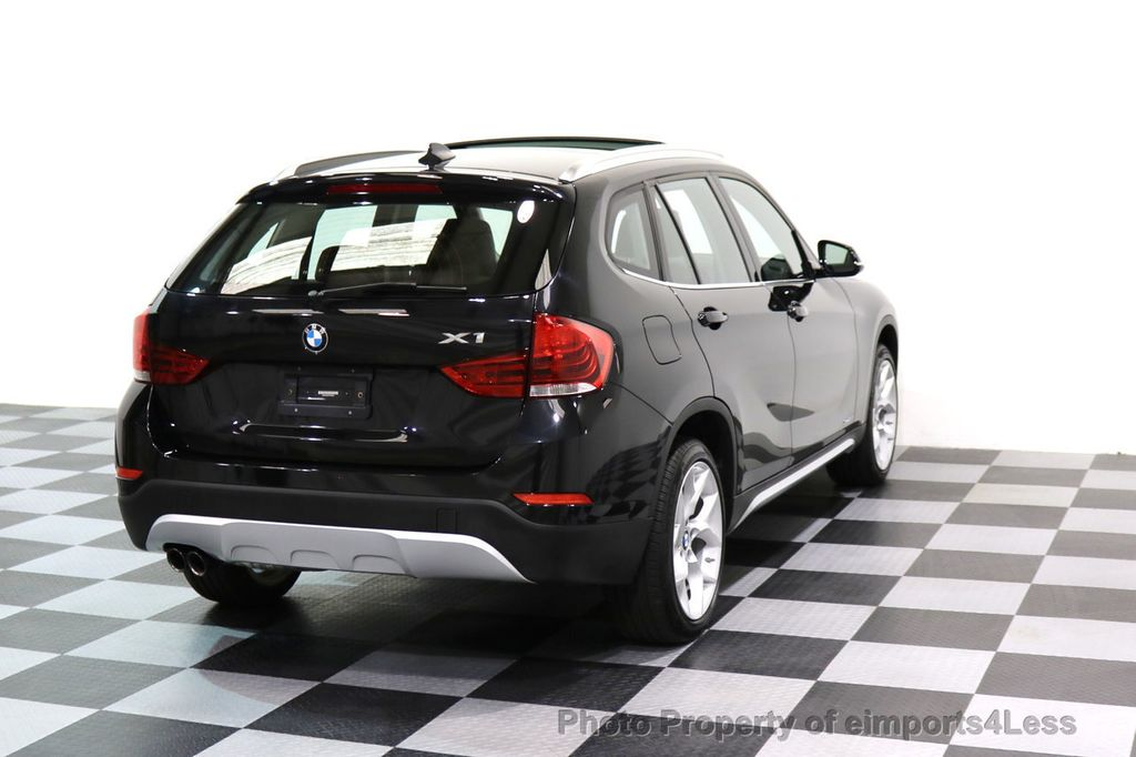 2015 BMW X1 CERTIFIED X1 xDRIVE35i XLINE AWD TECH NAVI - 17234265 - 3