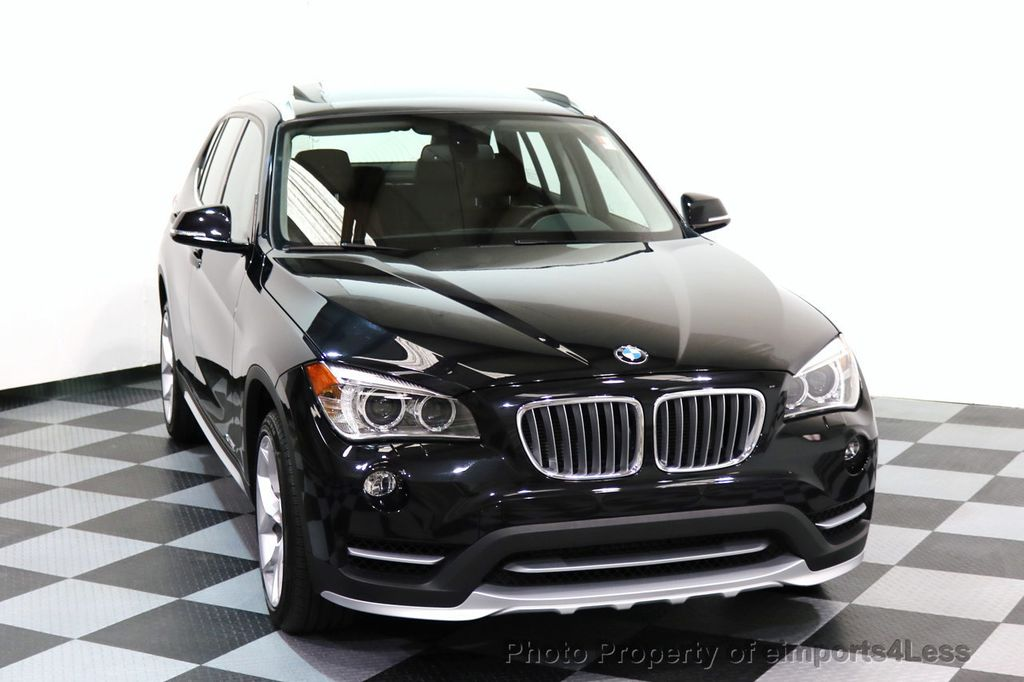 2015 BMW X1 CERTIFIED X1 xDRIVE35i XLINE AWD TECH NAVI - 17234265 - 39