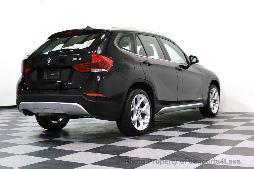 2015 BMW X1 CERTIFIED X1 xDRIVE35i XLINE AWD TECH NAVI - 17234265 - 42