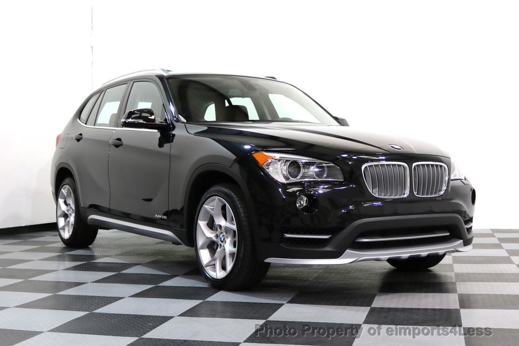 2015 BMW X1 CERTIFIED X1 xDRIVE35i XLINE AWD TECH NAVI - 17234265 - 45