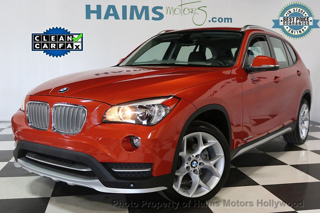 2015 BMW X1 sDrive28i - 17482601 - 0