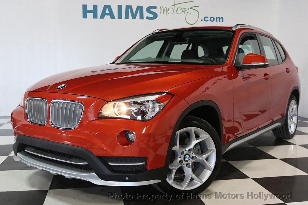2015 BMW X1 sDrive28i - 17482601 - 1